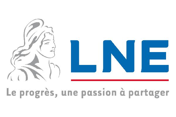 LNE: Laboratoire National de Métrologie et d'Essais (Nationales Mess- und Prüfinstitut)