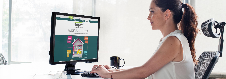 Entdecken Sie das Know-how von Sempatap, um die Anforderungen der Branche zu erfüllen.