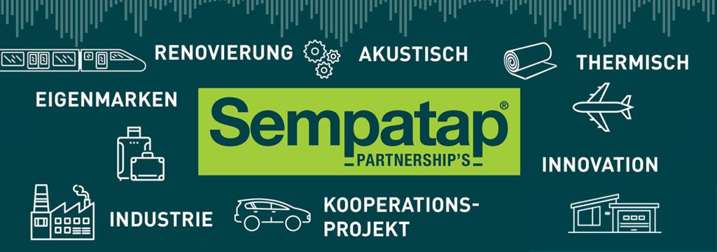 Mit seinem Know-how in der Beschichtung ist Sempatap der Partner aller gewerblichen Kunden.